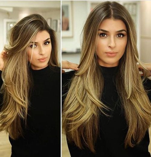 Long Hair Styles Beauteous Fascinating Long Layered Hairstyles 2017  2018 For Women