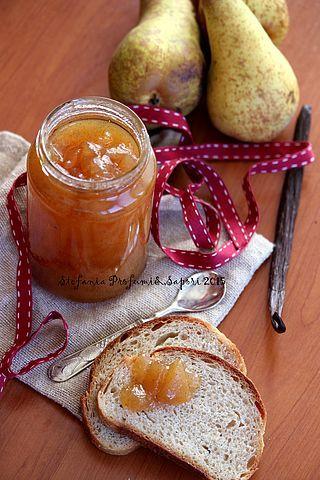 Confettura di pere e vaniglia   Profumi&Sapori   Bloglovin'