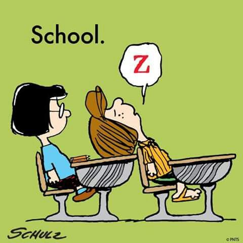 En la escuela