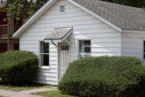 Vintage Indiana Beach Cottage