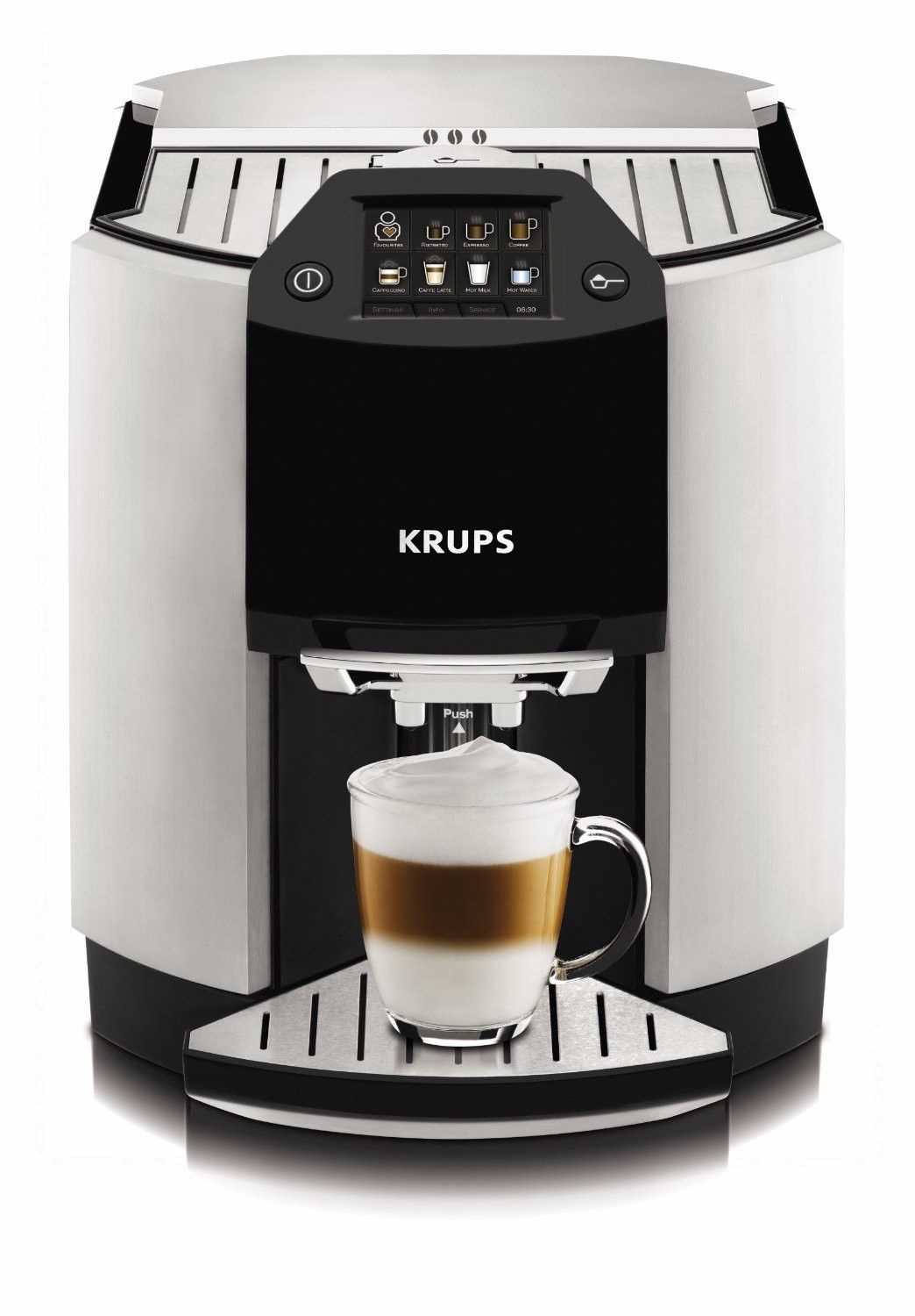 KRUPS EA9000 Barista Fully Automatic One Touch Cappuccino
