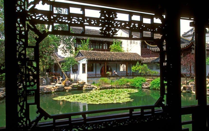The Best Chinese Gardens To Visit Chinese Garden China Garden Modern Skyscrapers