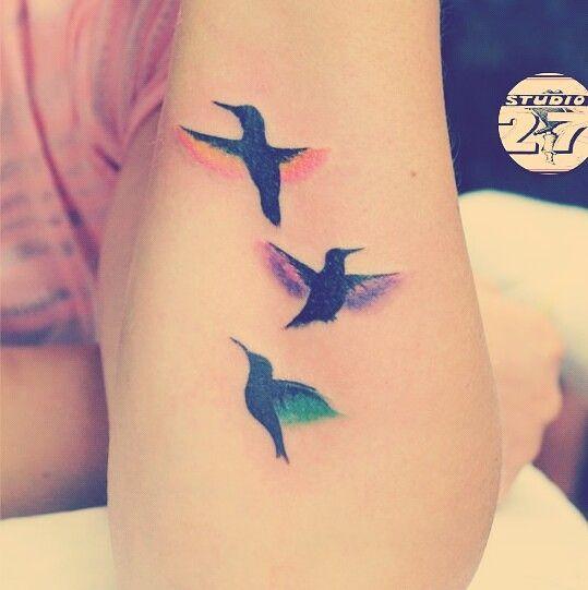 Colibri Tattoo Blanco Y Negro Tattoo Ideas Pinterest Tattoos