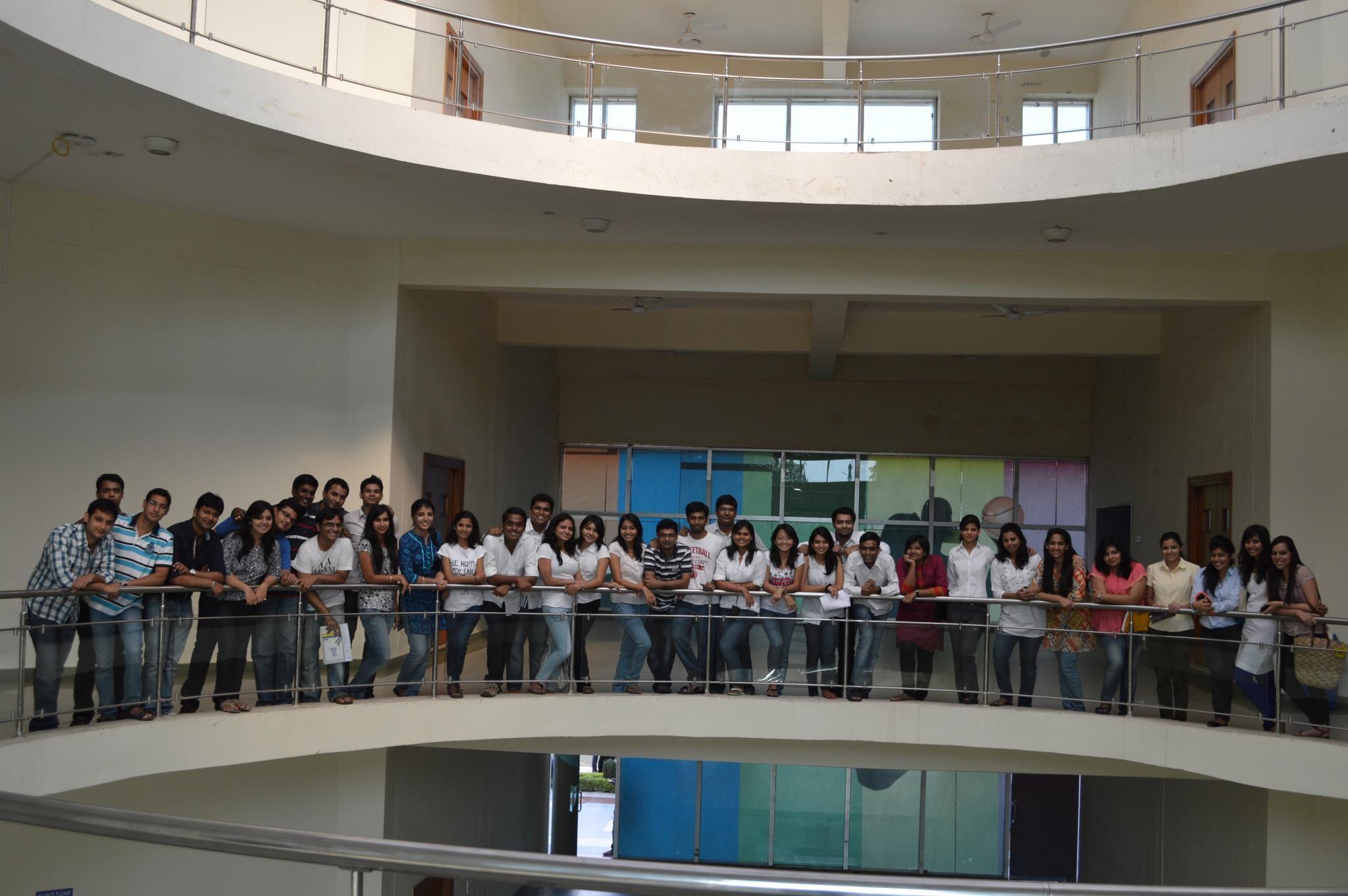 Shared by Garveet Modi 2013 IBS Hyderabad The Campus