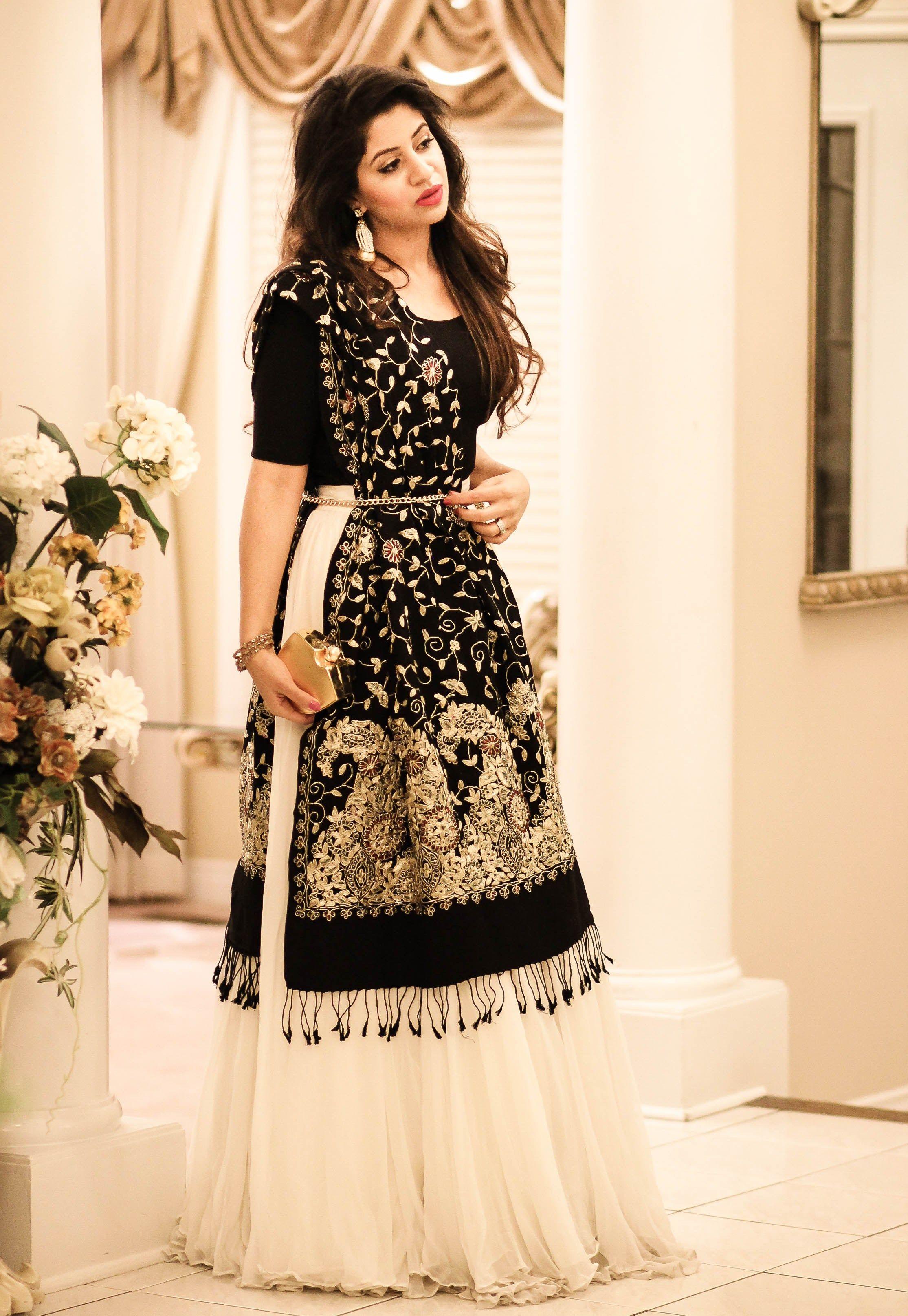 i am loving the trending fashion of lehngas flowy skirts like any