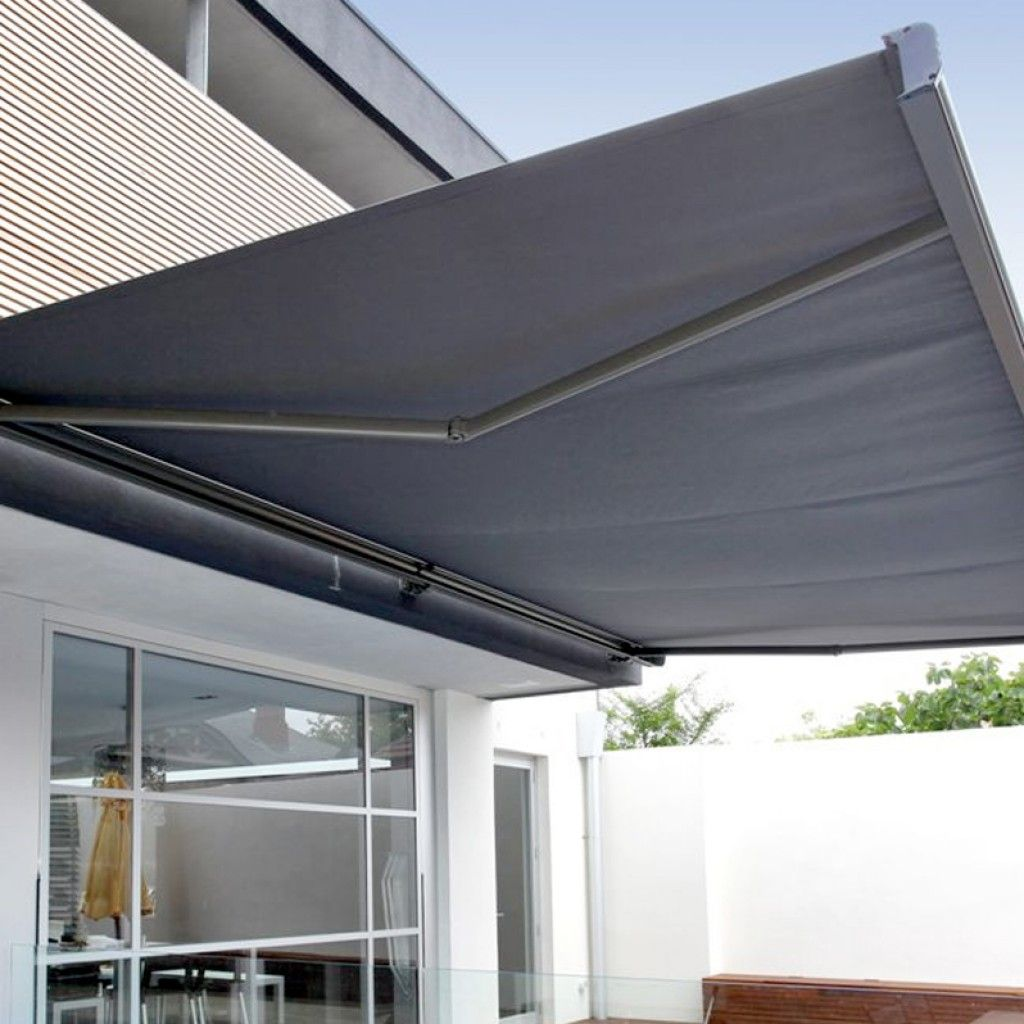 Custom Retractable Awning Paradise Outdoor Kitchens Outdoor