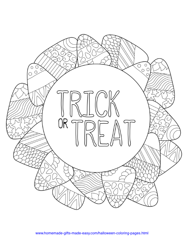 75 Halloween Coloring Pages Free Printables Halloween Coloring Pages Halloween Coloring Sheets Free Halloween Coloring Pages