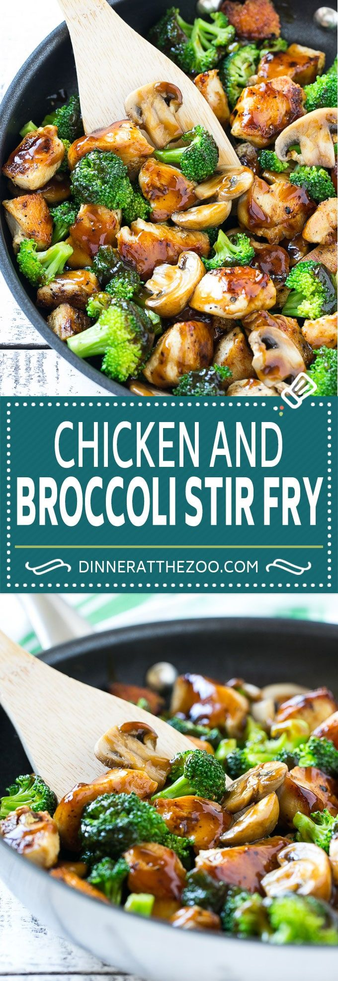 Chicken and Broccoli Stir Fry #stirfrysauce