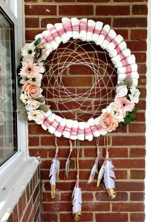 Photo of Modernize the door wreath – 100 crazy ideas made of atypical materials – living ideas and decoration