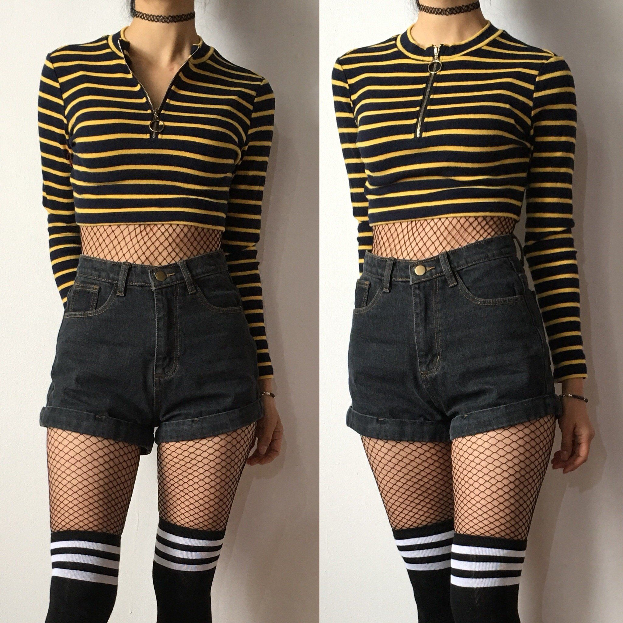3a9fb99811c1 2018 new bee happy collection - crop top zip up in 2019 | Clothes ...