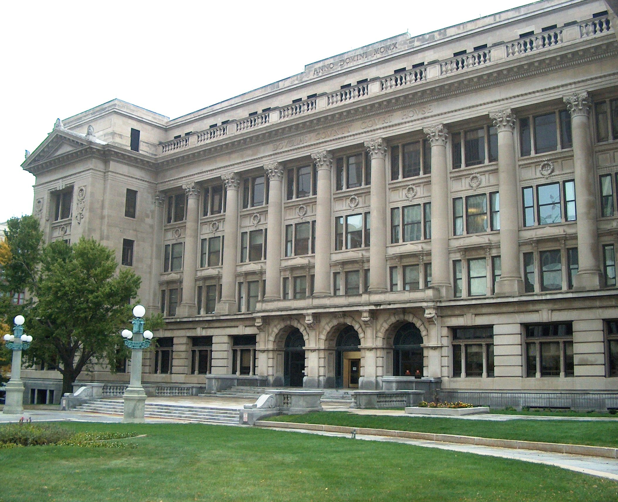 Douglas County Courthouse Omaha Nebraska Omaha Nebraska Nebraska Missouri River