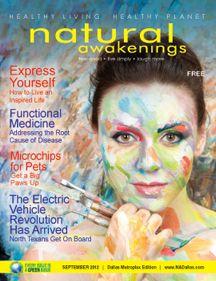 Natural Awakenings Dallas Metroplex Edition Magazine September Issue