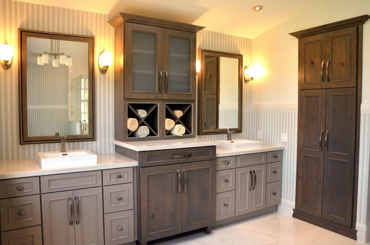 Our Friends In Florida At KabCo Kitchens Designed This Showplace! Featured  Here, Rustic Alder