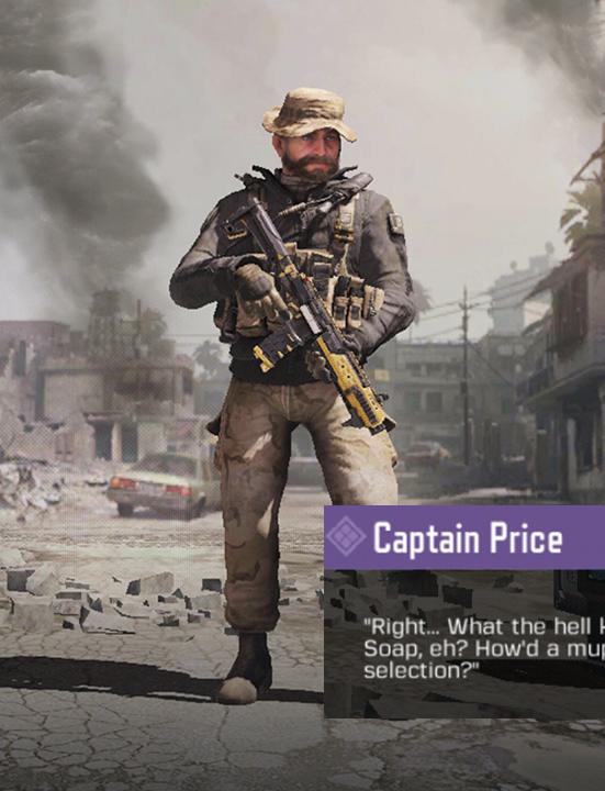 Call Of Duty Mobile All Available Characters Call Of Duty Call Of Duty Ghosts Character
