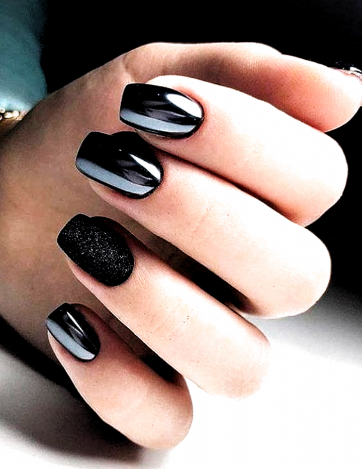 99 Fabulous Nail Colors Ideas For Winter And Fall 2019 #design nails