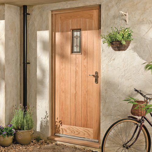 24++ Mobile home door size info
