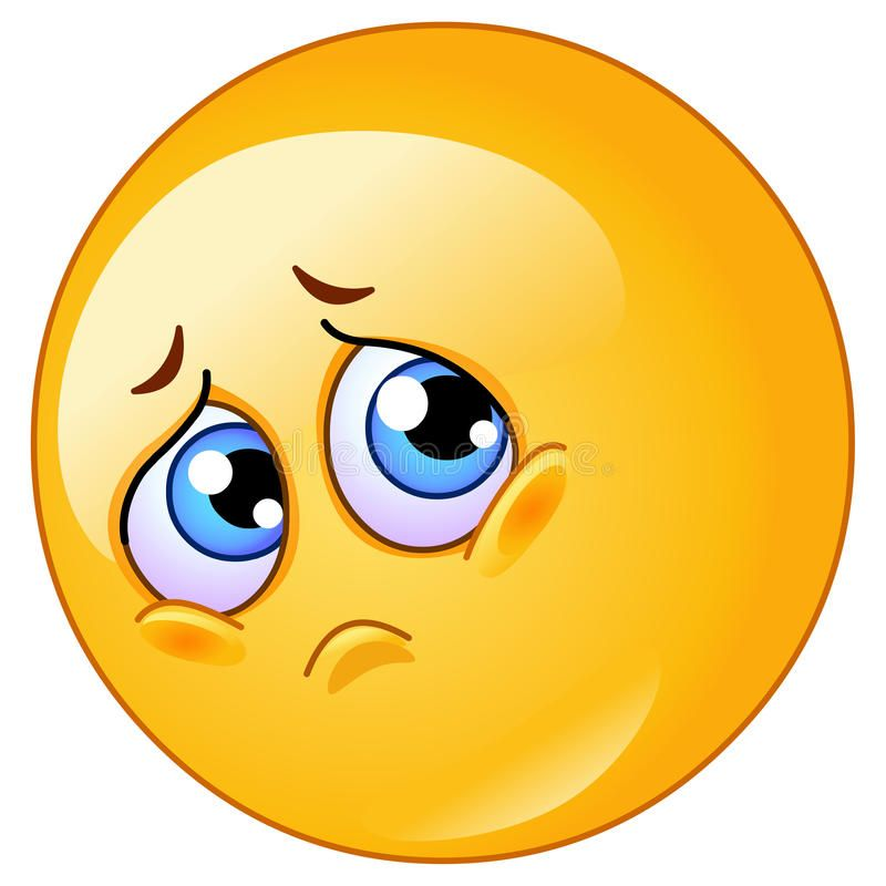 Download Sad emoticon stock vector Image of facial, ball - wandbilder für küche