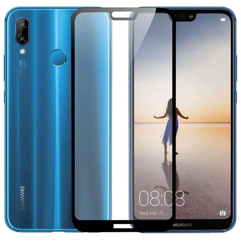 low priced 10f03 86111 $1.87 - For Huawei P20/P20 Lite/P20 Pro Full Cover Tempered Glass ...
