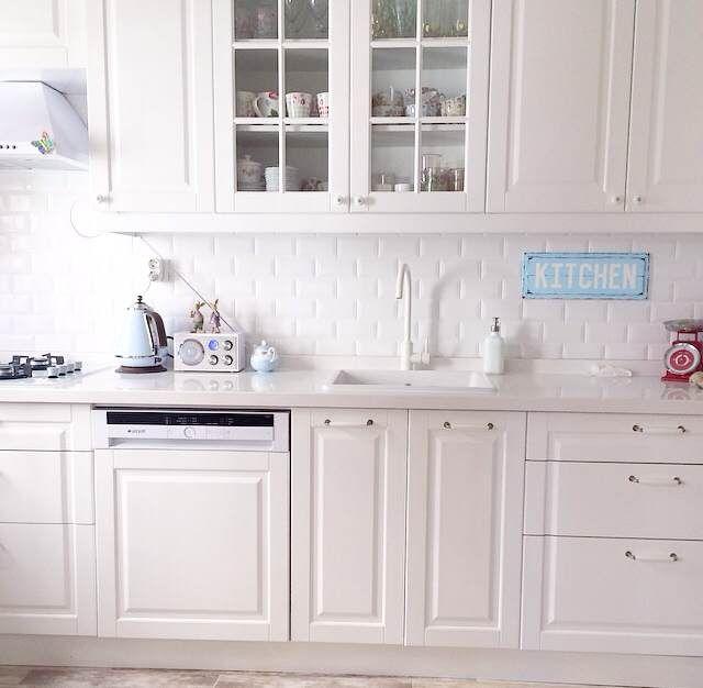 Narrow Country Kitchen: Ev Dekorasyonu Ve Country Tarzla Ilgili Blog
