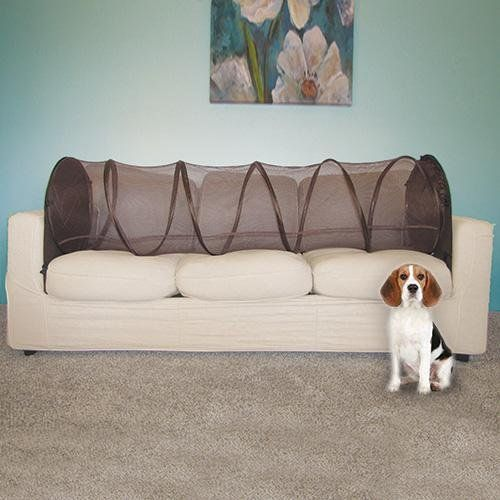 Couch Defender Keep Pets Off Of Your Furniture Dark Brown