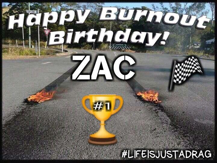 Happy Birthday Zac With Images Happy Birthday Meme Birthday Meme Happy