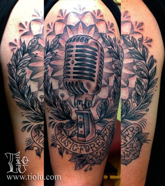 40 Music Tattoos That Rock Music Tattoos Tattoos Forever Tattoo