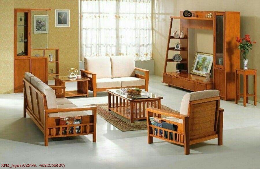 Kursi Tamu Kayu Minimalis Kursi Sofa Minimalis Kursi Sofa Murah Kursi Sofa Sudut Kursi Sofa Santa Ruang Keluarga Kecil Desain Furnitur Kursi Ruang Keluarga
