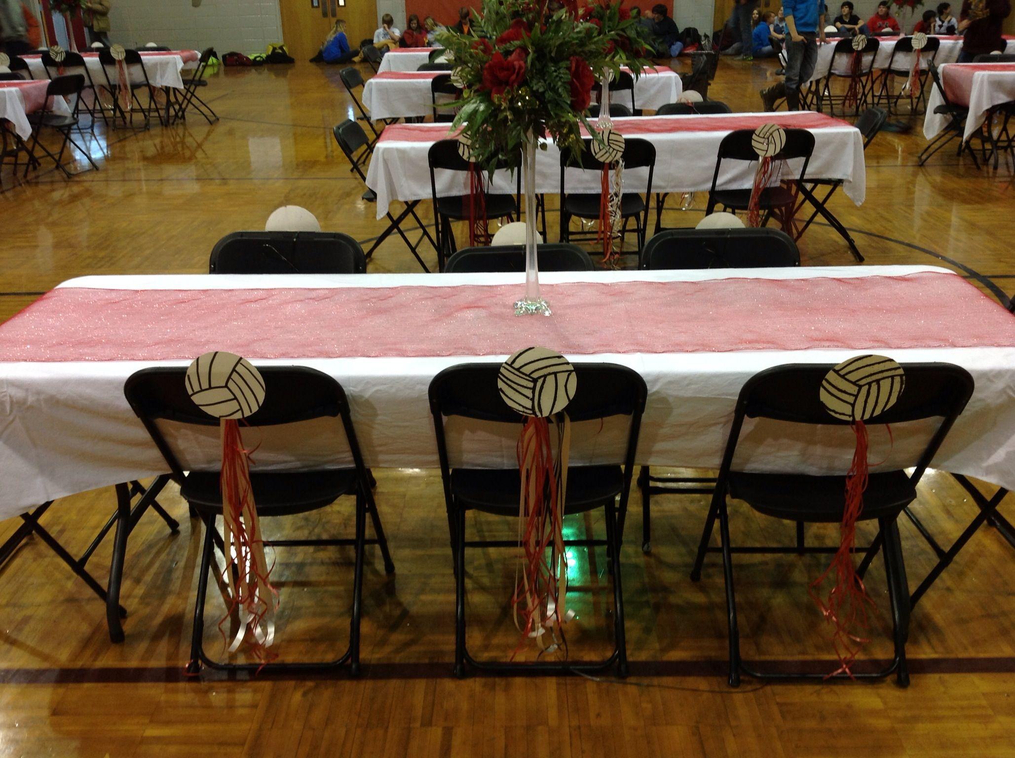 Volleyball Banquet Volleyball Fundraiser Soccer Banquet Senior Night Gifts Football