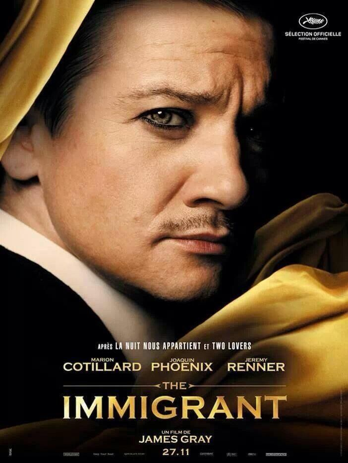 Jeremy Renner/The Immigrant