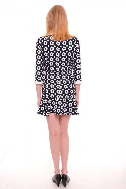 Платье А0867 Размеры: 44,46,48 Цена: 600 руб.  http://optom24.ru/plate-a0867/