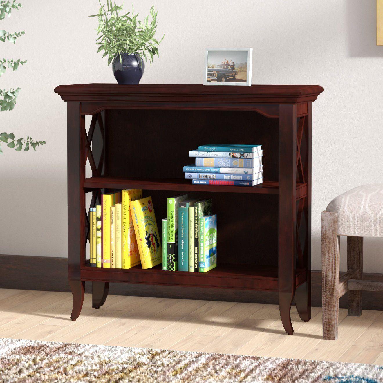 5 Shelf Wood Bookcase Awesome 24 Inch Wide Bookcase You Ll Love In 2019 In 2020 Bookcase Etagere Bookcase Wood Bookcase