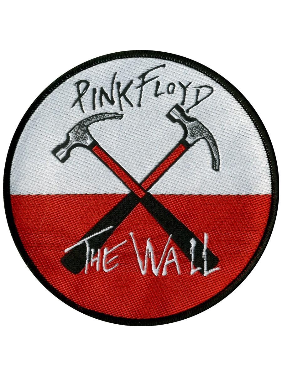 Pink Floyd The Wall Circular Patch Pink Floyd Art Pink Floyd Albums Pink Floyd