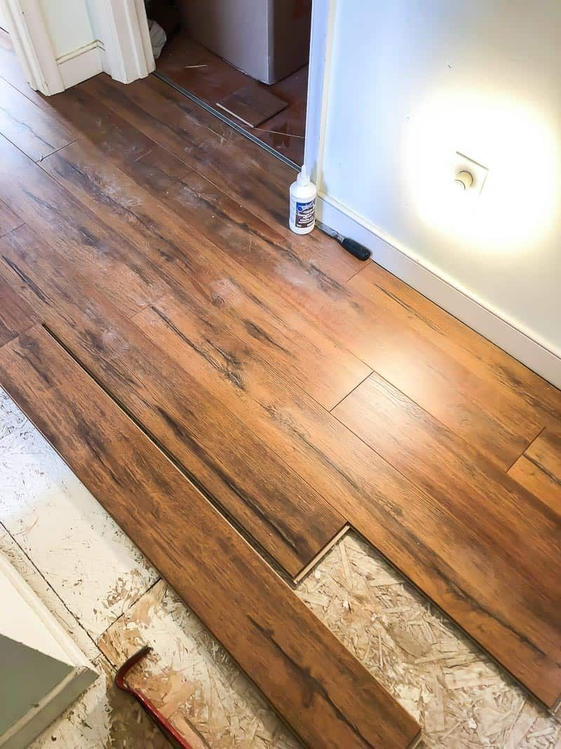 5 Tips For Laminate Flooring You Can Rock This Diy 1000 In 2020 Wood Laminate Flooring Wood Laminate Durable Flooring