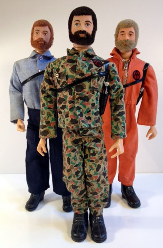 The Adventure Team I Have A Tough Assignment For You Originally Released In 1970 These Figures Replaced The Adventures Of Gi Joe Vintage Toys Gi Joe Doll