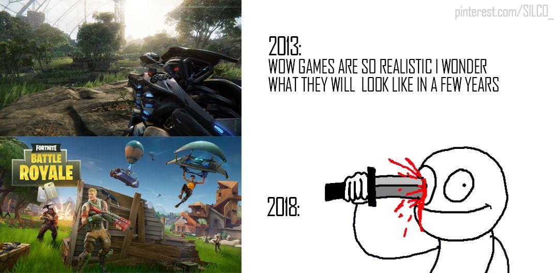 Pc Gaming Graphics Masterrace Crysis Fortnite Gaming Games