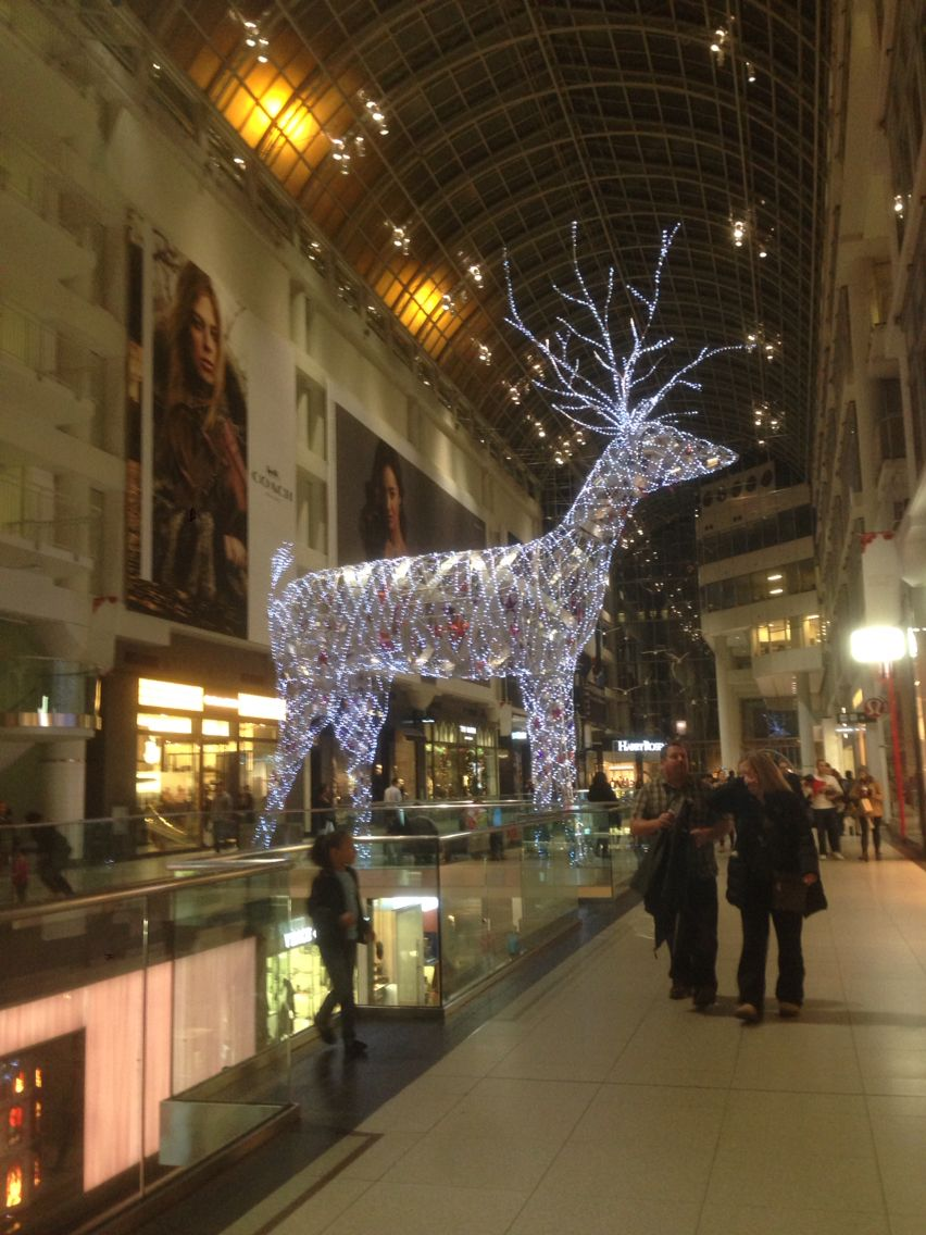 Merry Christmas   Eaton Center
