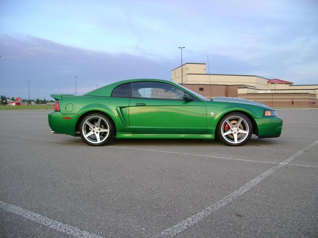 99 04 mustang cobra post pics of 99 04s with 03 04 cobra body parts ford mustang forums