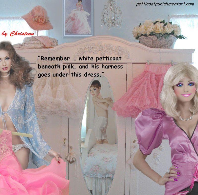Chris Christeen 1 Beautiful Wedding Gowns Crossdressers и Sissy Boy