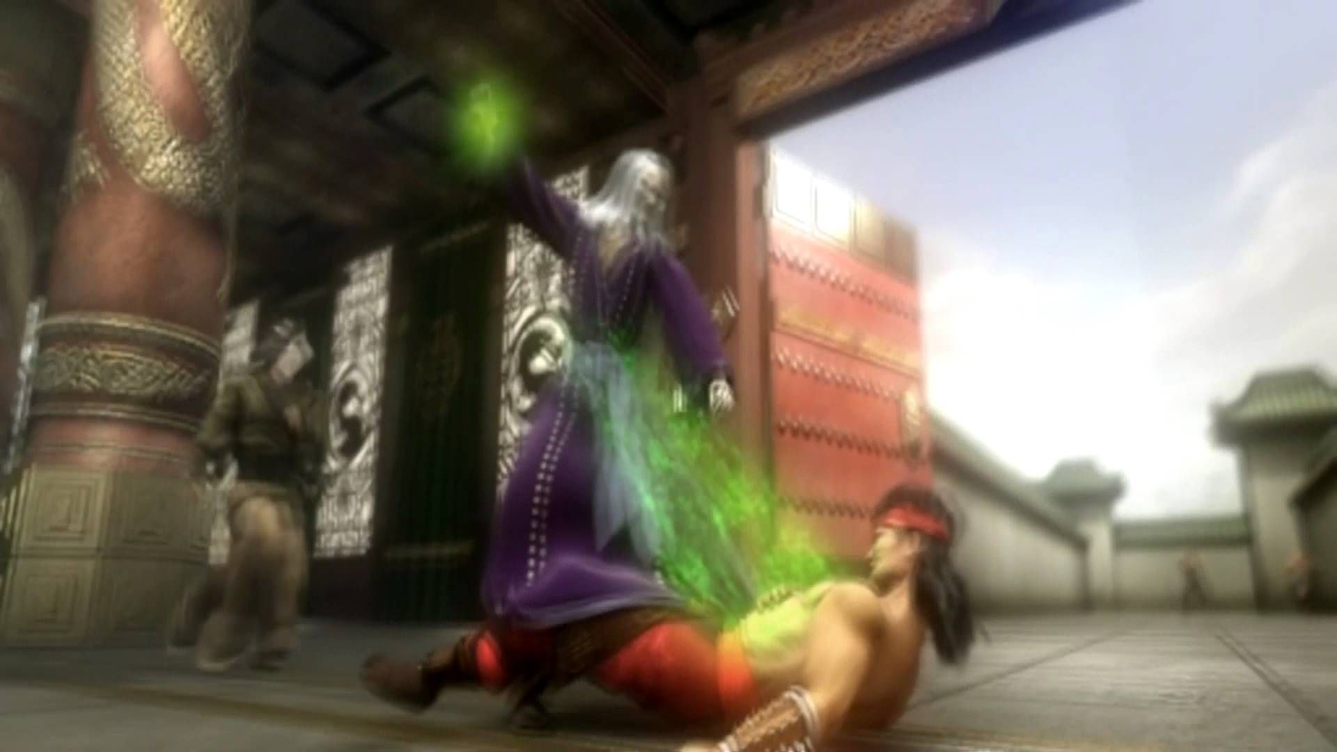 mortal kombat shaolin monks intro[hd] | mortal kombat | pinterest
