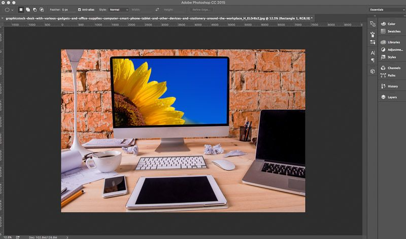 The Easy Way To Create Product Mockups In Photoshop Storyblocks Photoshop Mockup Photoshop Storyblocks