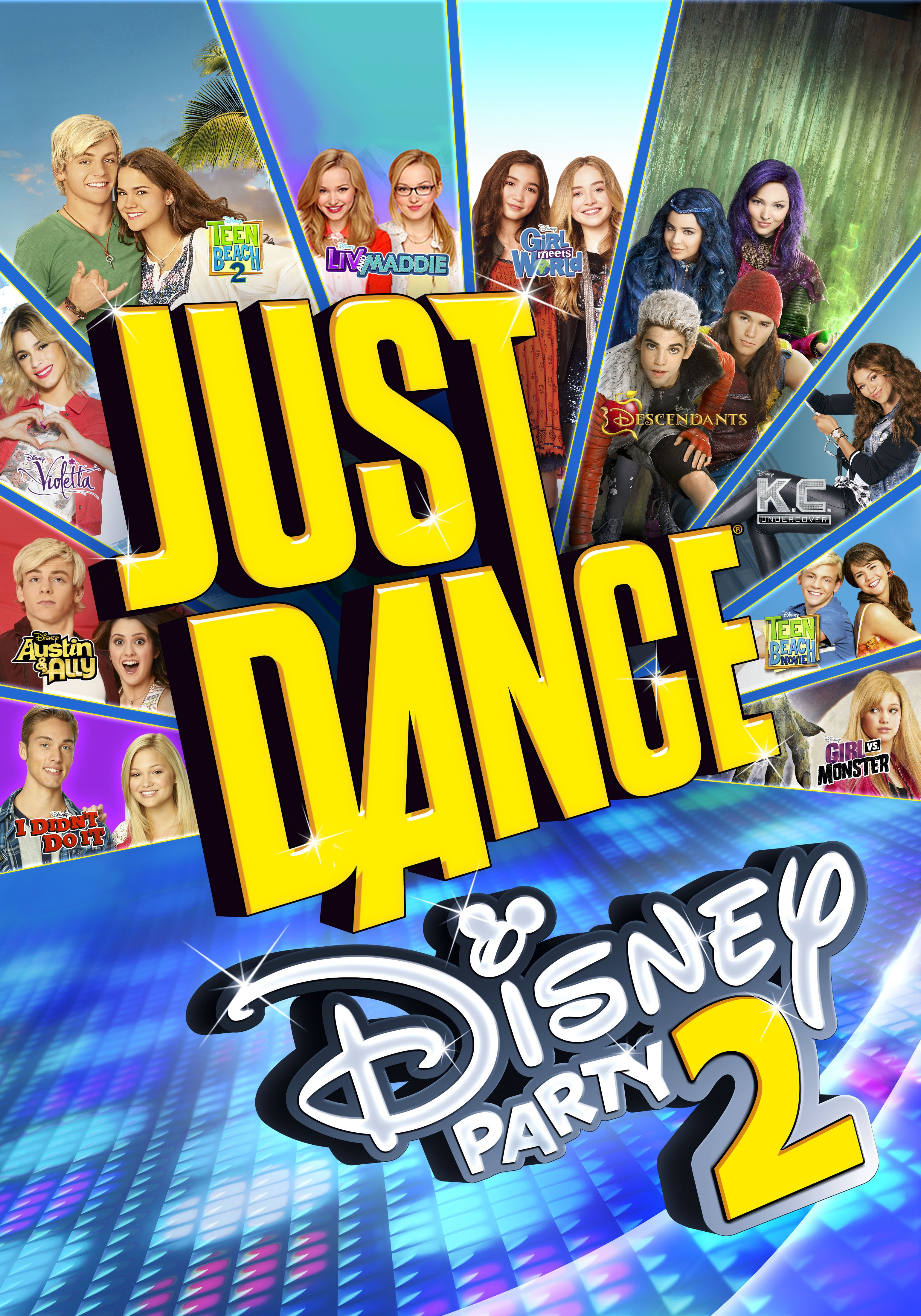 Just Dance Disney Party 2 announced | TheXboxHub | Pinterest