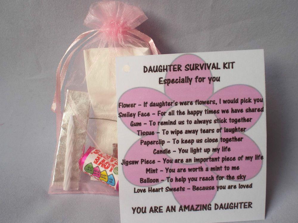 Special Friend Survival Kit Best Friend BFF Novelty Keepsake Special Token Gift
