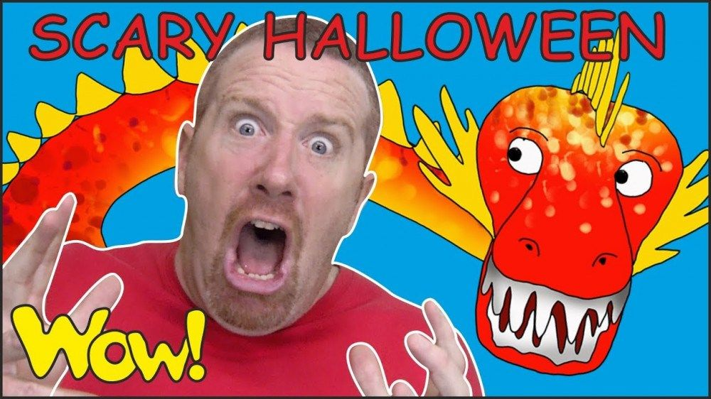 Scary Halloween Party Stories from Steve and Maggie