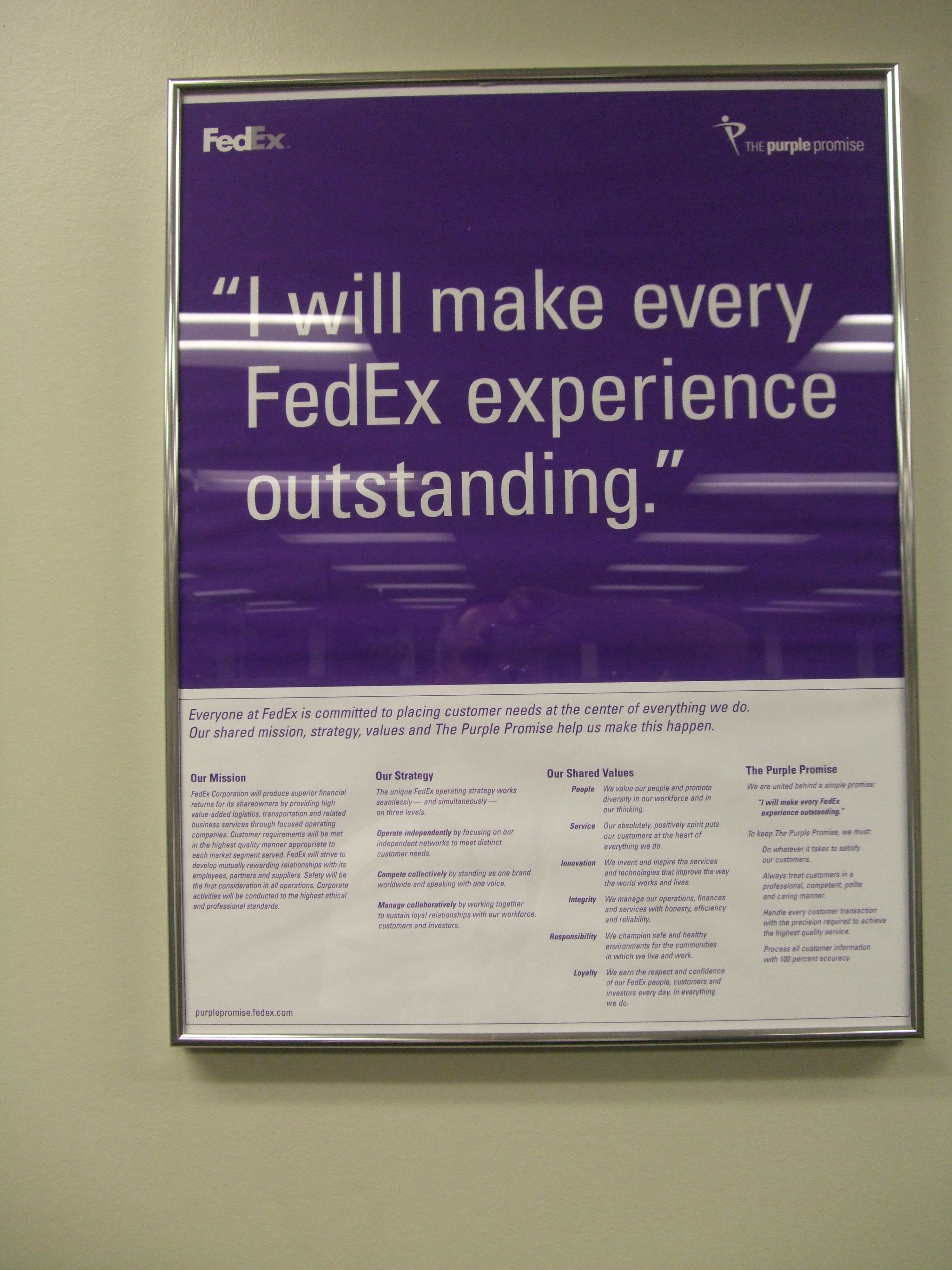 FedEx Freight slogan. (With images) Slogan, Mission