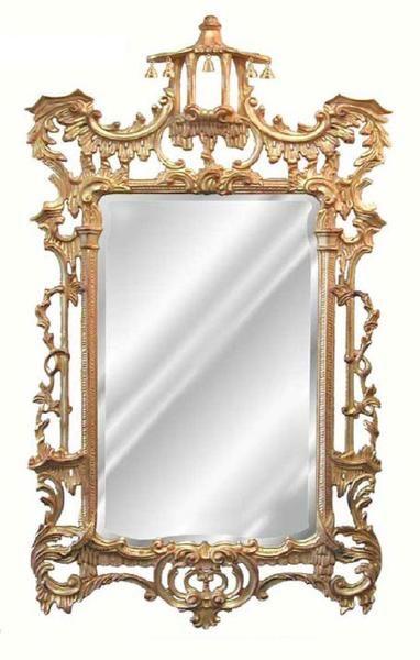Beautiful Mirror pagoda mirror - what a wonderful gift this would make | pagoda