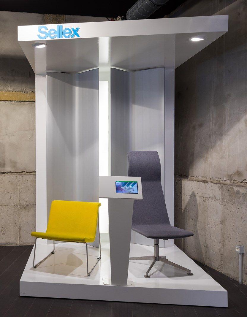 SWING Chair, designed by Burkhard Vogtherr and Markus Dörner