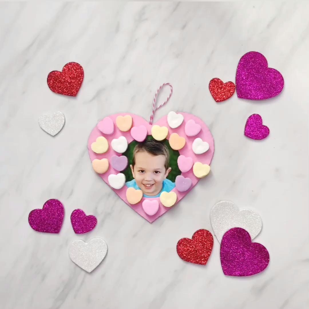 Valentine Craft For Kids -   19 simple crafts kindergarten ideas