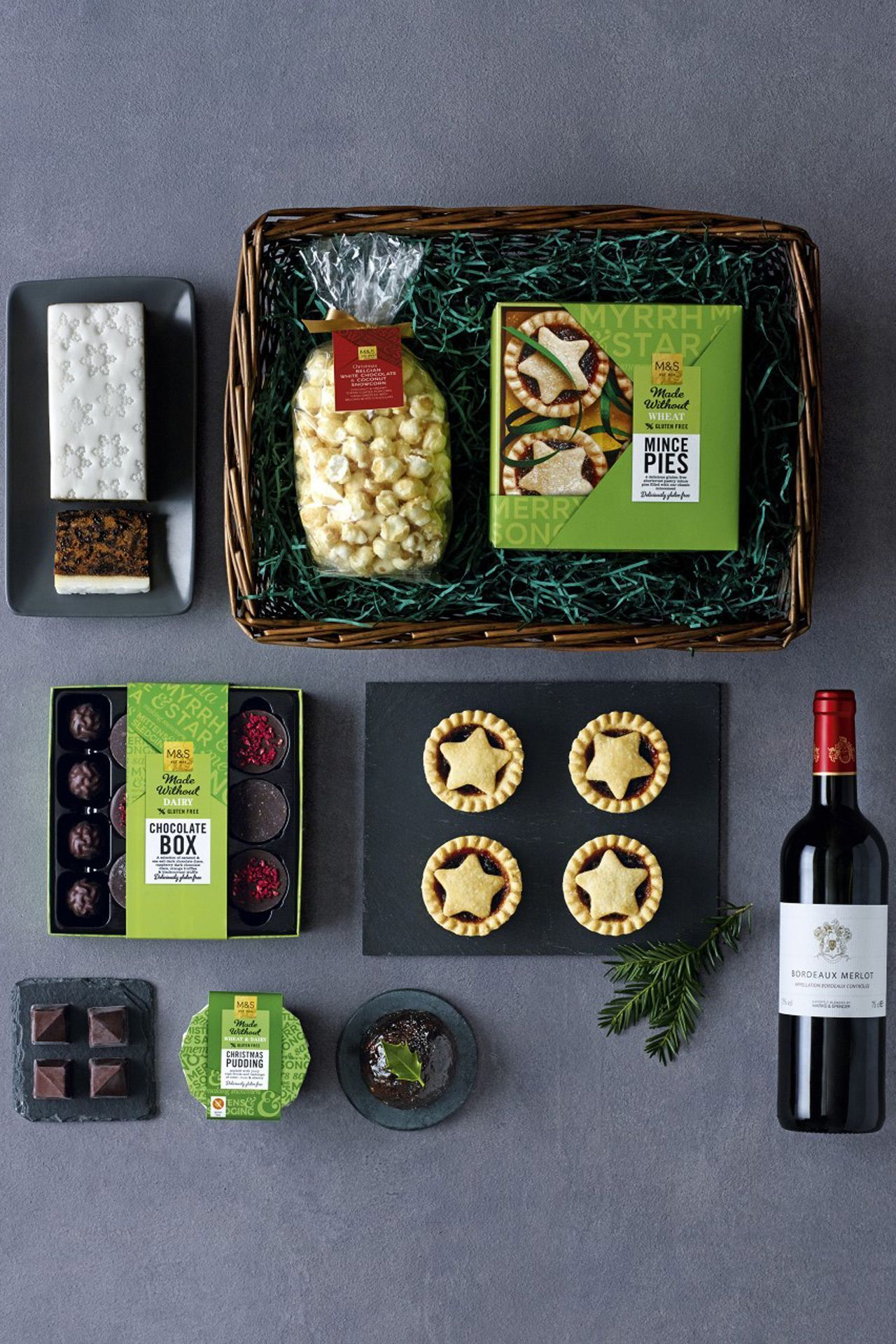 The Best Luxury Christmas Hampers For 2019 Christmas