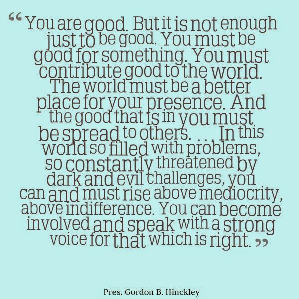 Gordon B Hinckley Quotes Classy 15 Inspiring Quotes From President Gordon Bhinckley  Aggieland
