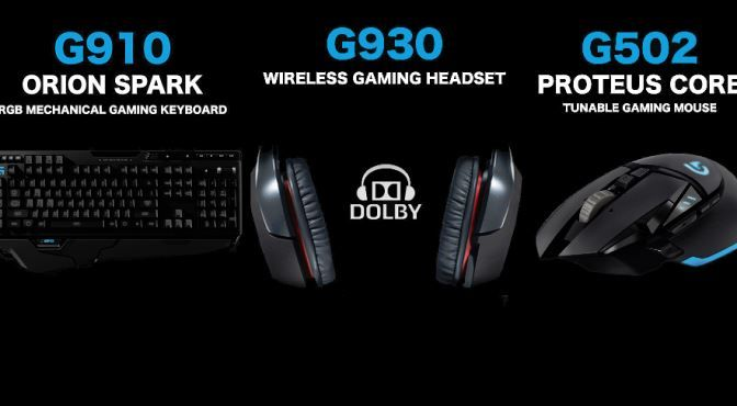 Enter To Win A 560 Logitech Gaming Prize Pack That Includes A